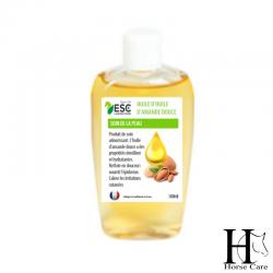huile amande douce soin peau cheval horsecarephyto