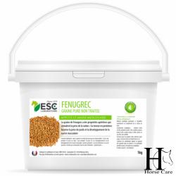 fenugrec protéines chevaux horsecarephyto