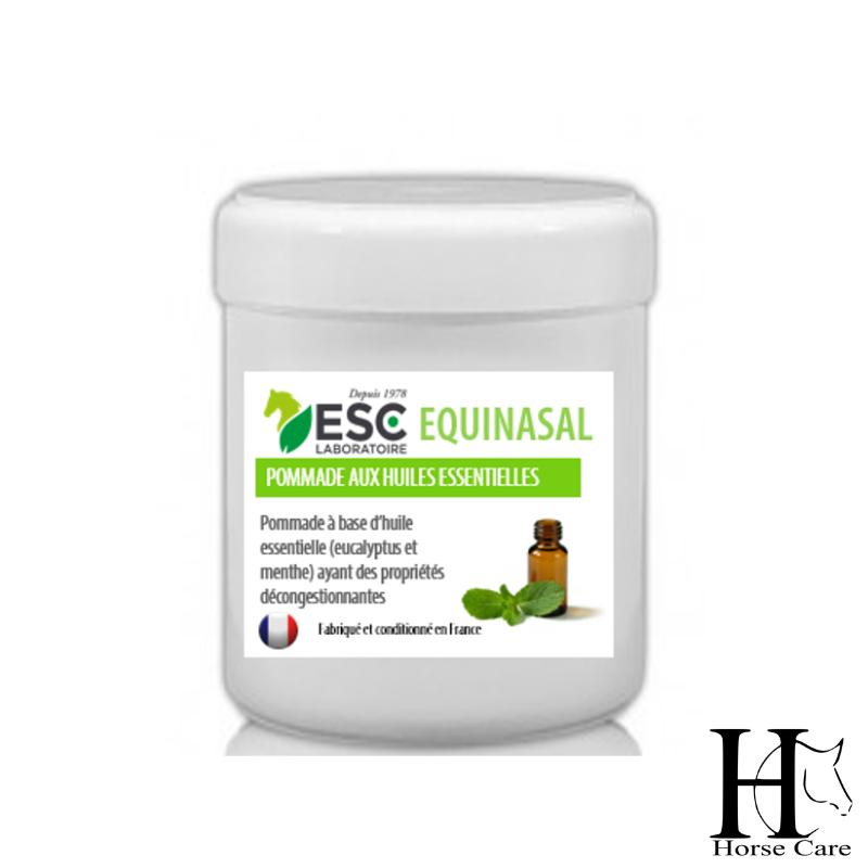 equinasal pommade respiration cheval horsecarephyto