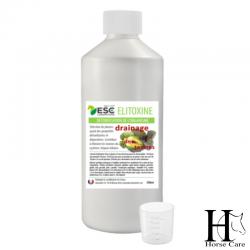 elitoxine drainage et récupération cheval horsecarephyto