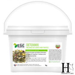 detoxmix drainage cheval horsecarephyto